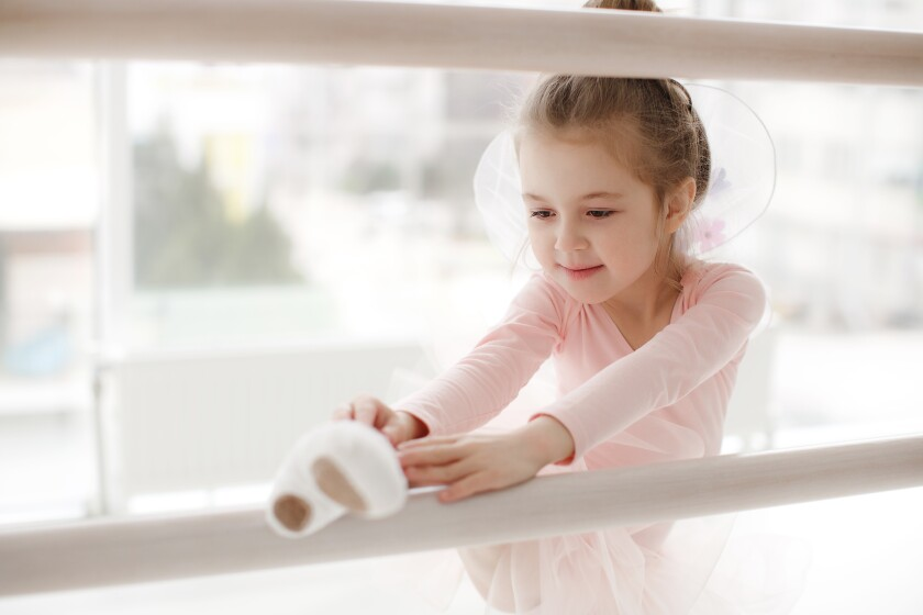 Ballet is one of several dance classes the City of Poway is offering this fall.