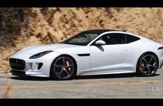Highway 1: 2016 Jaguar F-Type R