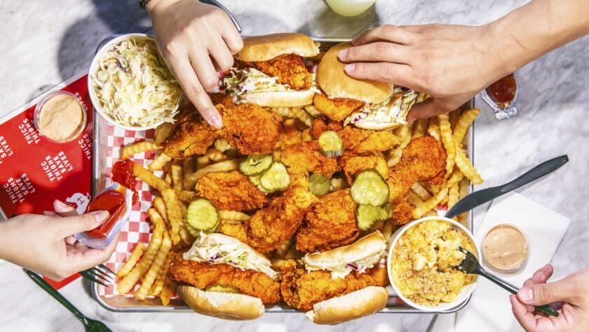 Hotties Nashville Hot Chicken