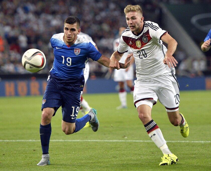 APphoto_Germany US Soccer
