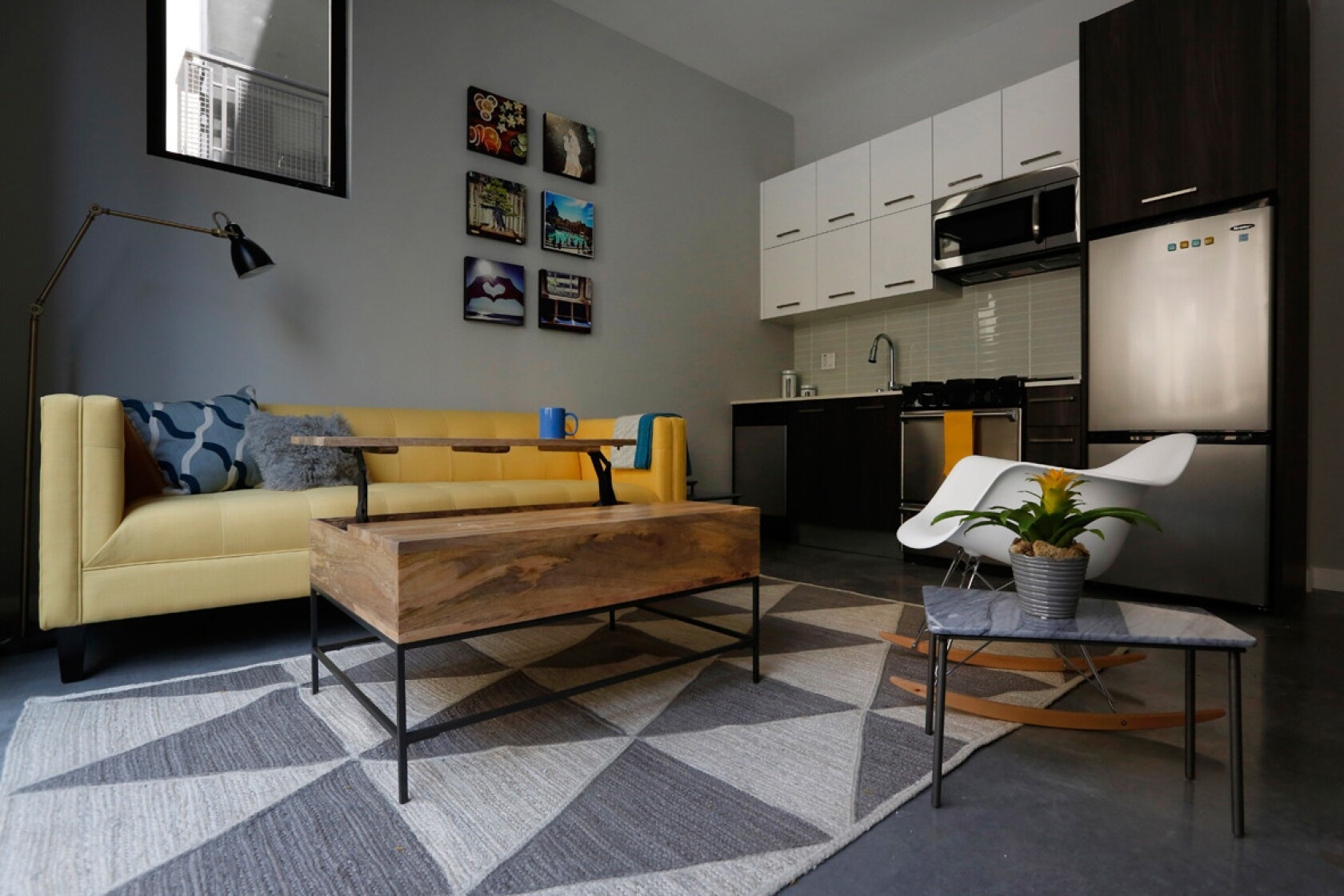 Space Saving Tips For Decorating A Very Small Apartment