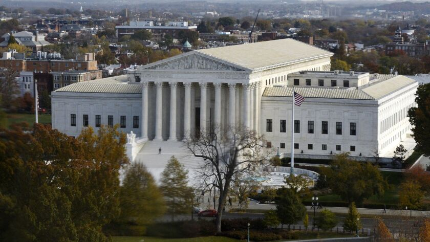 Supreme Court dispute over jailing immigrants takes on new import in Trump era