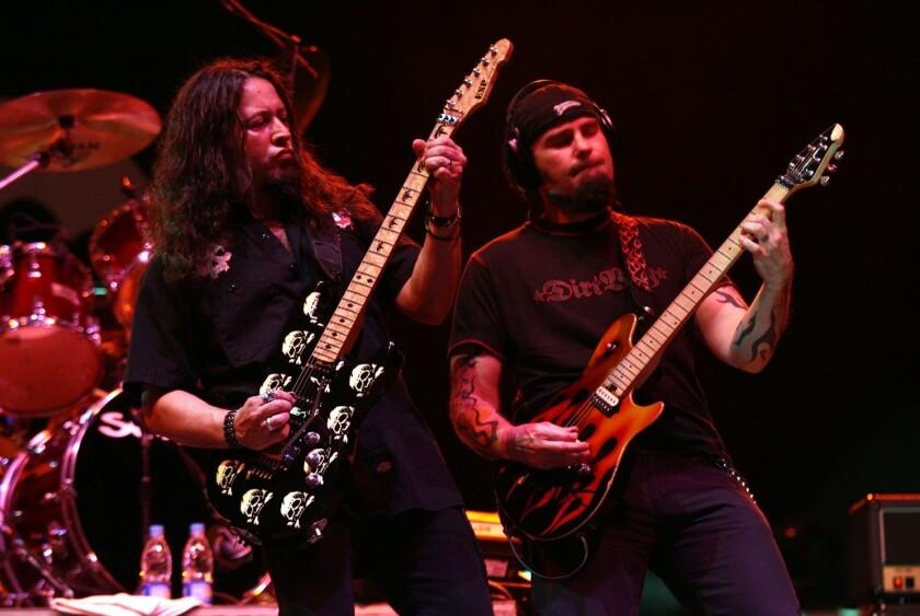 """Queensrÿche promete un disco """"muy metalero""""."""