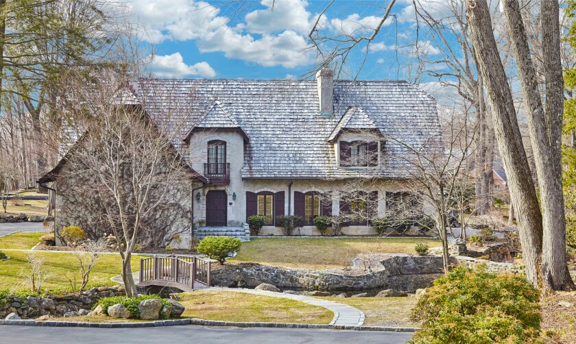 Peter Criss' former Connecticut home