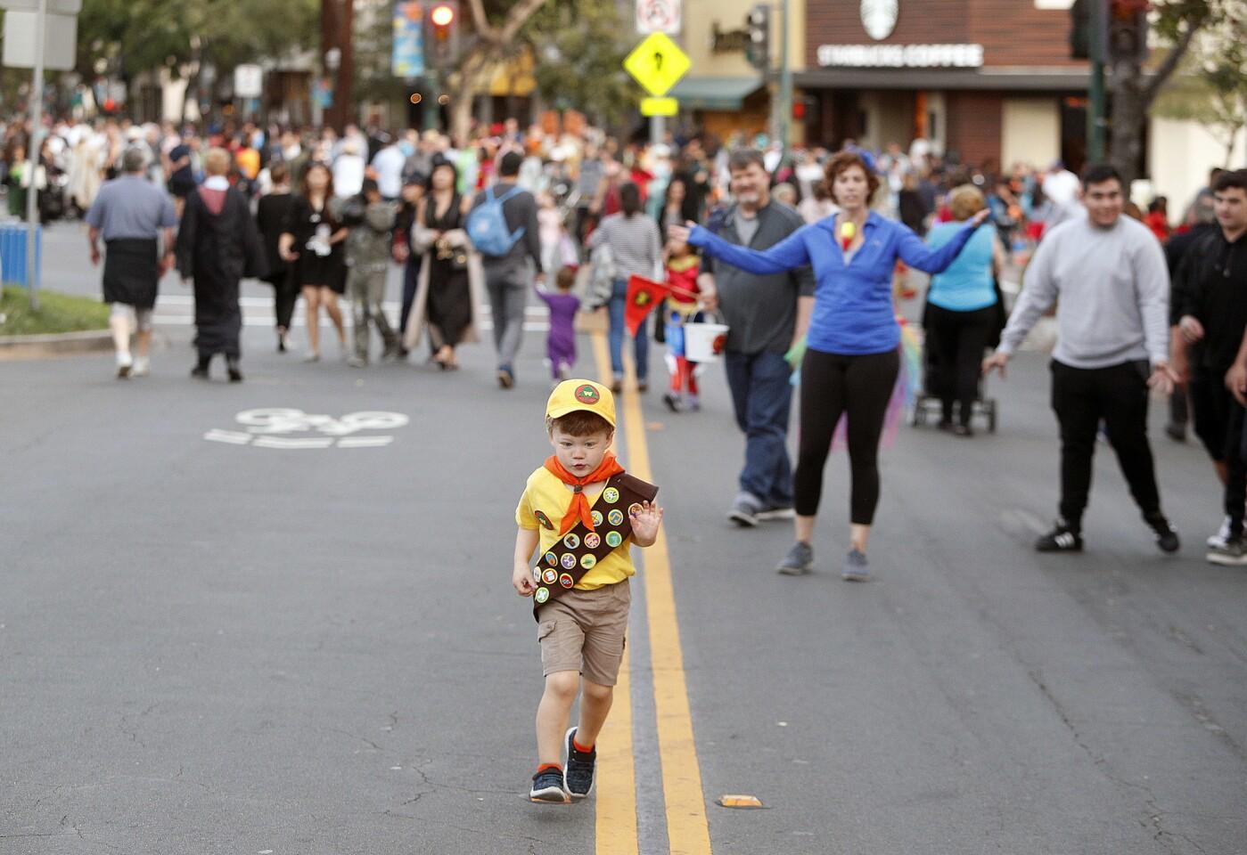 Photo Gallery: Annual Montrose Halloween Spooktacular