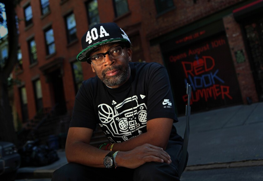 Once considered an outsider, Spike Lee is now part of the filmmaking establishment and a major celebrity in his own right.
