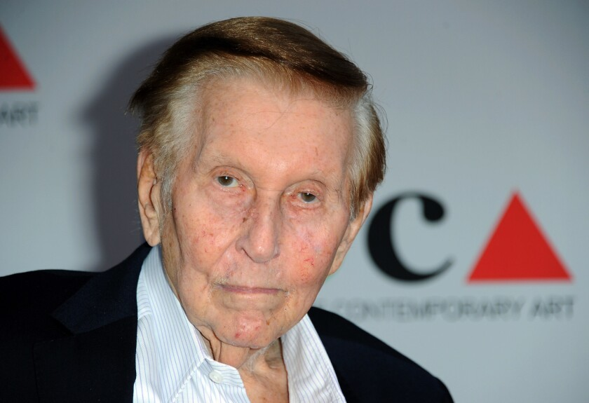 The personal affairs of Sumner Redstone, the 92-year-old chairman emeritus of Viacom Inc. and CBS Corp., have been dragged into public view by a mental competency lawsuit filed by a former girlfriend.