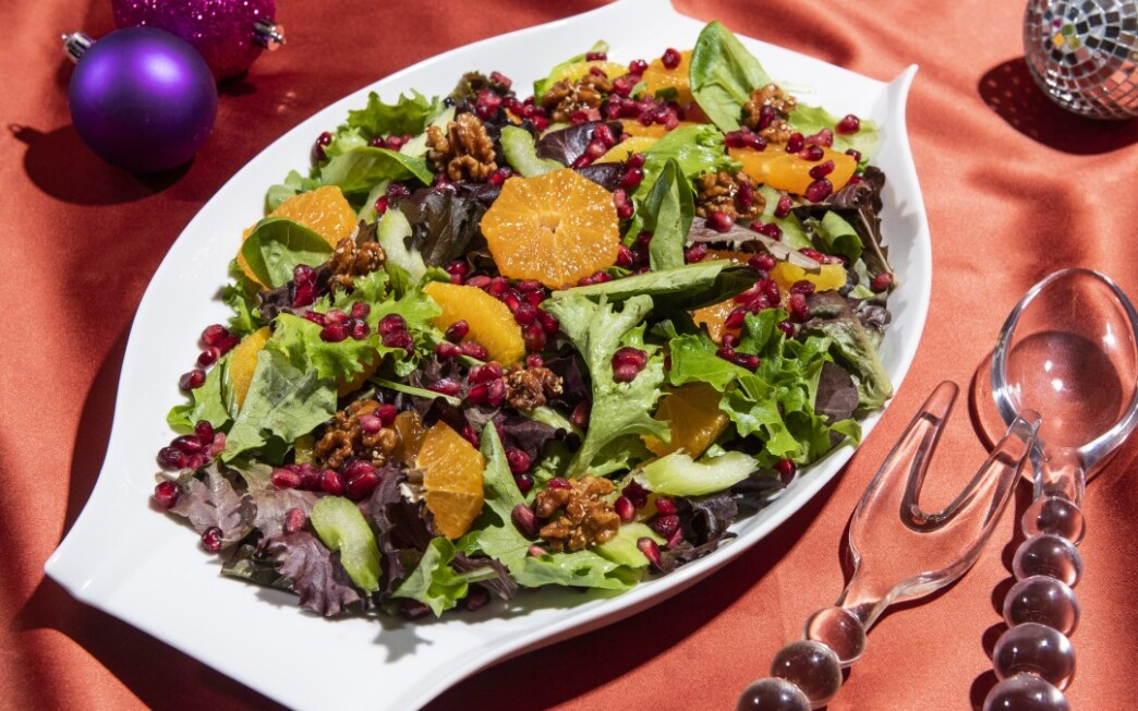 Pomegranate and Citrus Salad