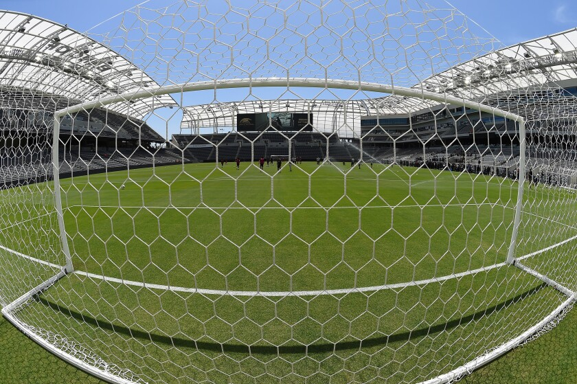 Banc of California Stadium. Major League Soccer and its players union have ratified a return-to-play deal.