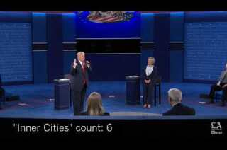 Watch: All the times Donald Trump said 'inner cities'