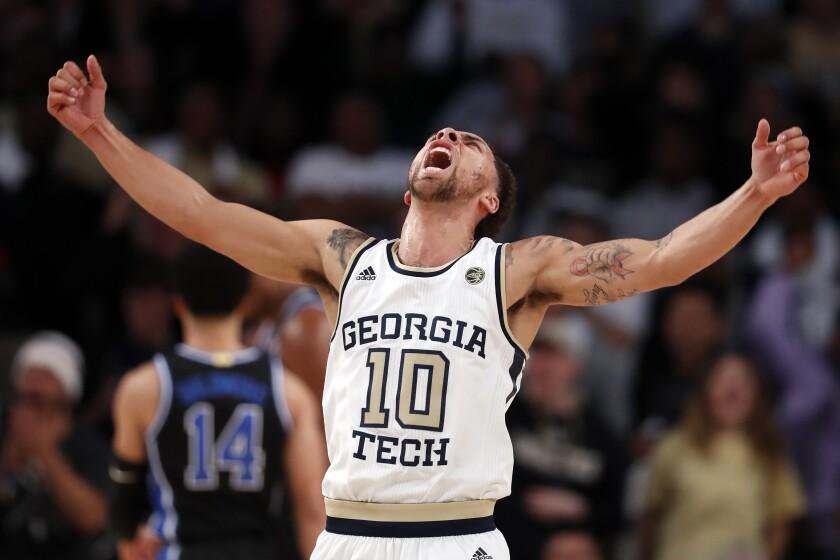 Duke Georgia Tech Basketball