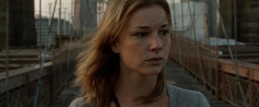"Emily VanCamp in ""The Girl in the Book."""