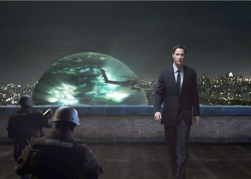 """The Day the Earth Stood Still"""""""