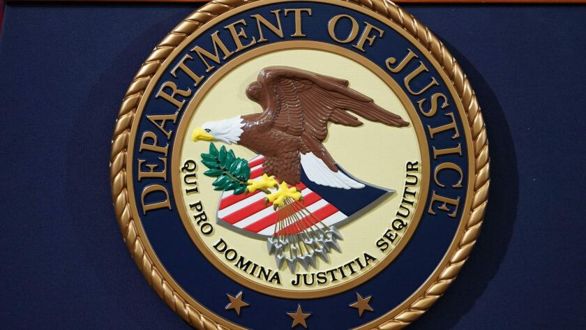 Immigration courts are run by the Executive Office for Immigration Review, an agency within the Department of Justice.