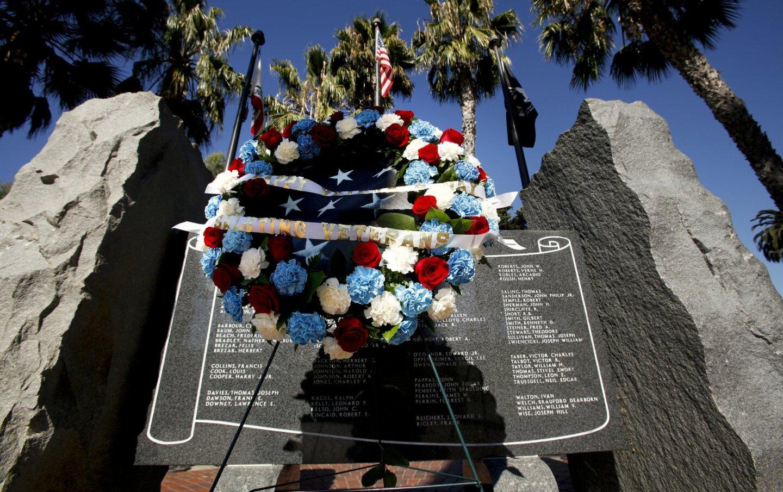 Chula Vista's Veterans Day observance