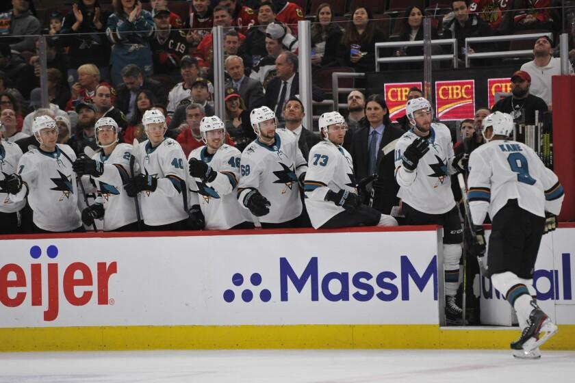 Sharks Wrapup Hockey