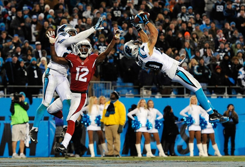 Denver Broncos defense doesn't give an inch while the Carolina Panthers just take, take, take