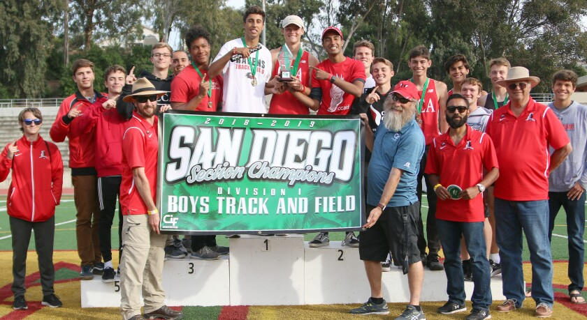 The D-I championship was the first ever for the Canyon Crest boys.