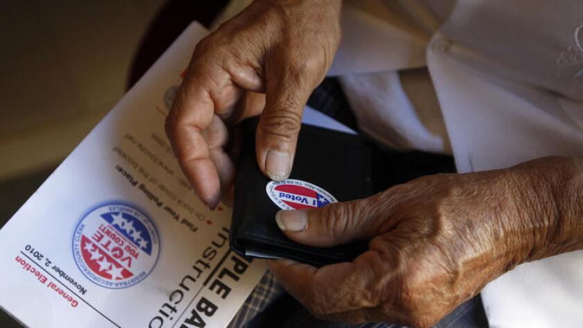 El número de votantes del partido se ha desplomado siete puntos porcentuales.