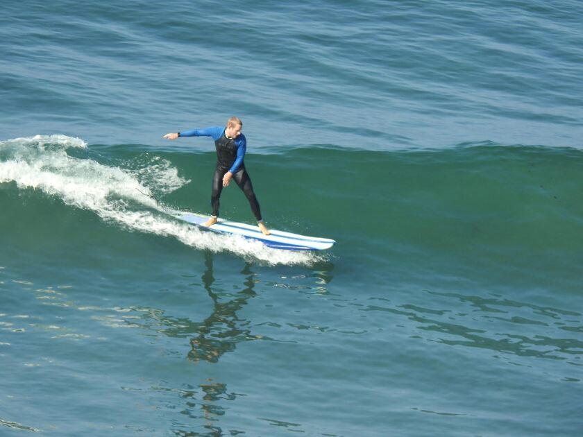 Las temperaturas del océano se acercan a los 70 grados en el condado de San Diego