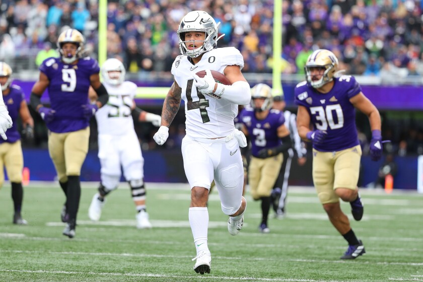 Oregon v Washington
