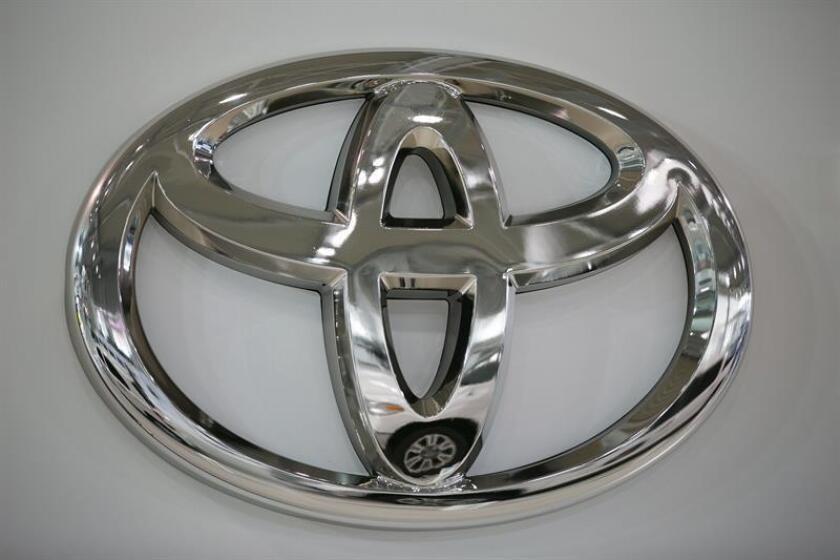 El grupo Toyota informó hoy que sus ventas en diciembre se situaron en 220.910 vehículos, un 0,9 % menos que en diciembre de 2017. EFE/Archivo
