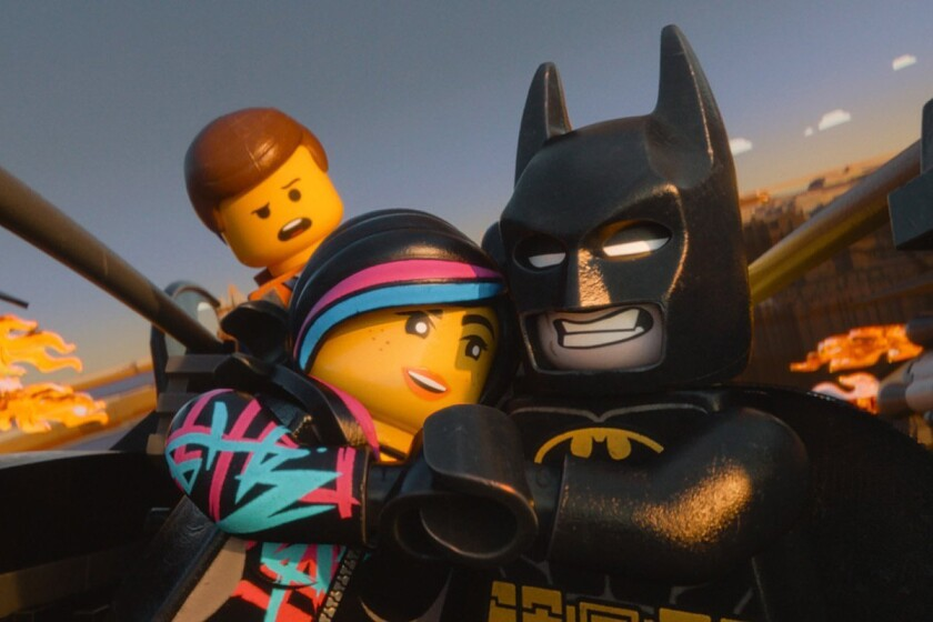 """The Lego Movie"" should stay on top."
