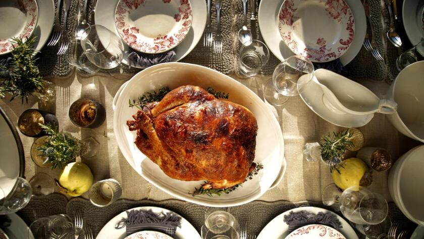 Adam Perry Lang cooks a Thanksgiving feast