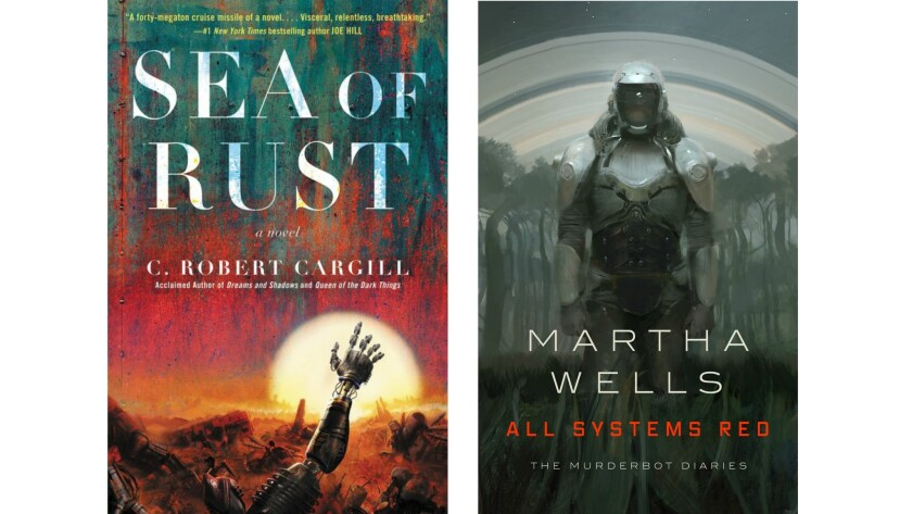 When the robots take over; 4 new sci-fi reads