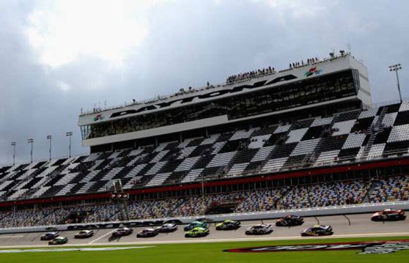 Woman watched NASCAR on TV with deceased friend for 18 months