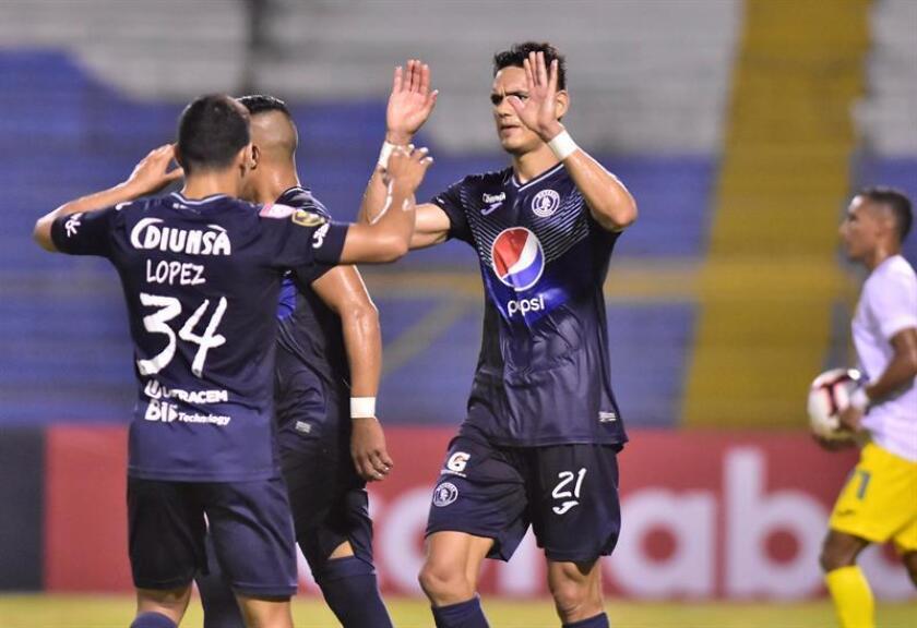 Marathón pierde invicto ante Motagua en la fecha 7 del torneo Apertura de fútbol en Honduras