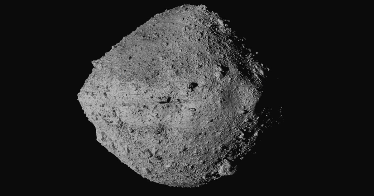 Touch, go: NASA prepares for spacecraft's 10-second grab from asteroid