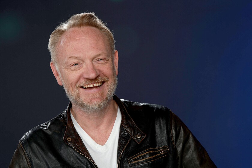 "In HBO's ""Chernobyl,"" Jared Harris plays Valery Legasov, who until now had been ""successfully erased from the story"" of the nuclear disaster, the actor says."