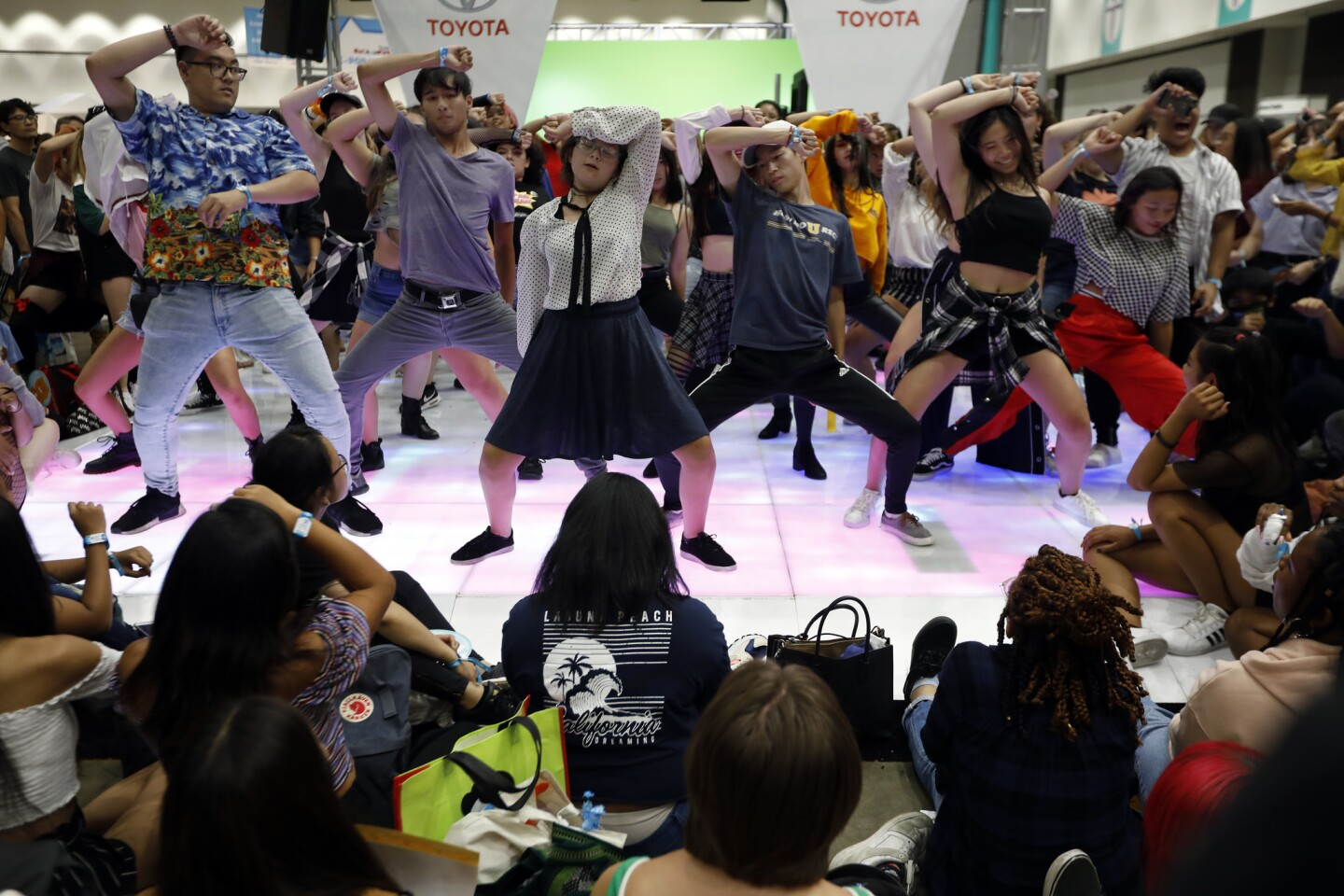 KPOP finds the beat at KCON 2018 LA