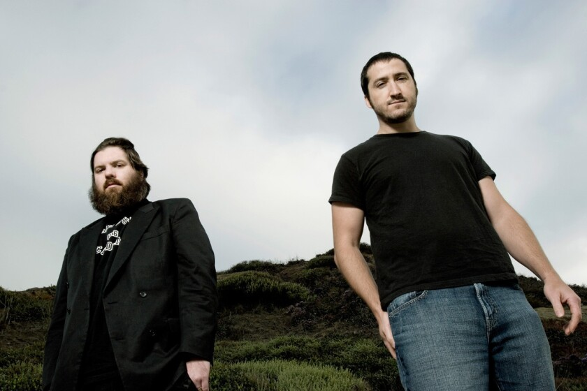 Pinback will perform at The Irenic on Feb. 25. (Drew Reynolds)