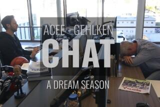 Acee-Gehlken Chat: A dream season