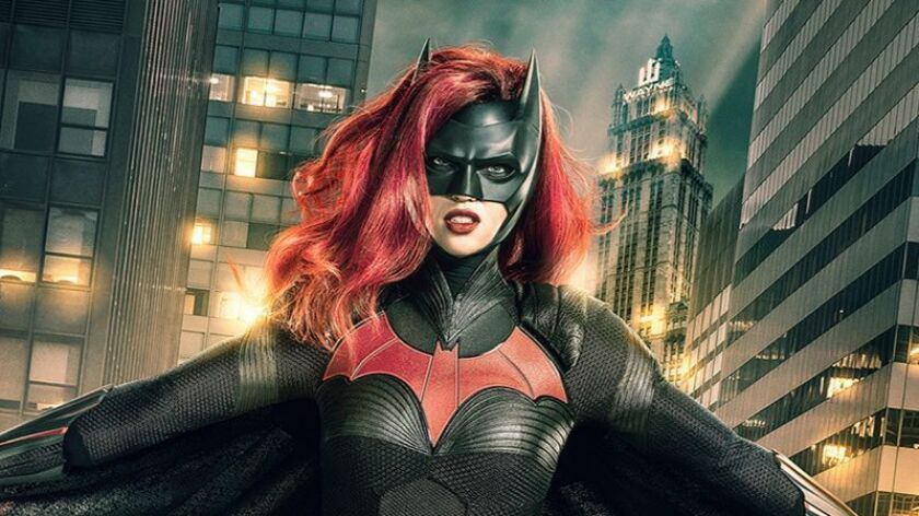 First look at Ruby Rose as Batwoman.