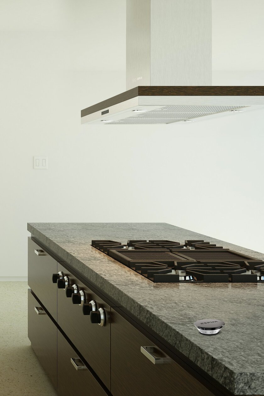 A quiet range hood with a remote control can be part of your aging-friendly appliance plan.