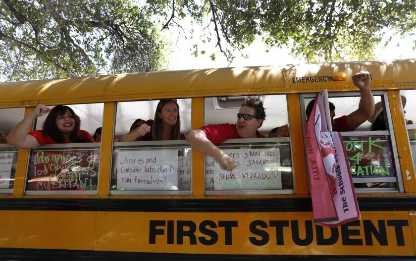 L.A. Unified School District