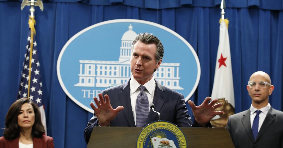 Gov. Gavin Newsom vetoes bill to aid low-income immigrants