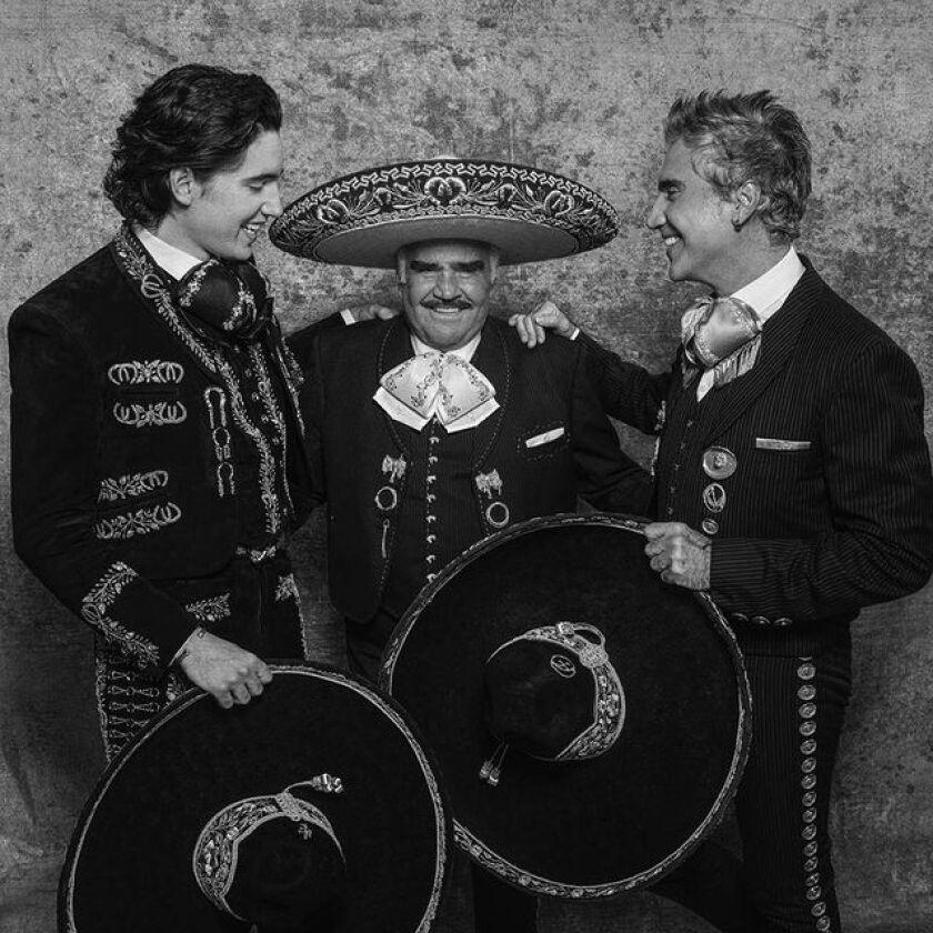 Tres generaciones, una dinastía: Los Fernández.