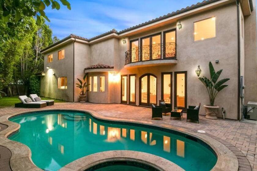 Metta World Peace's Encino home