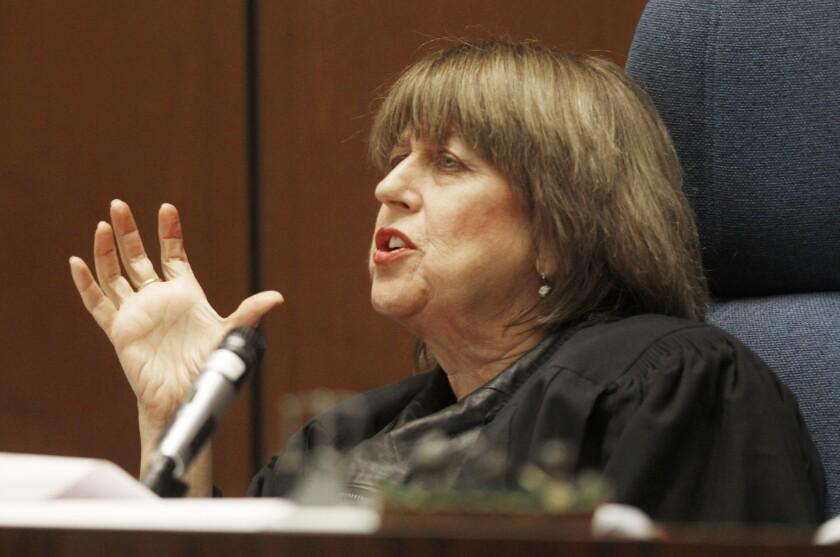 Judge Kathleen Kennedy