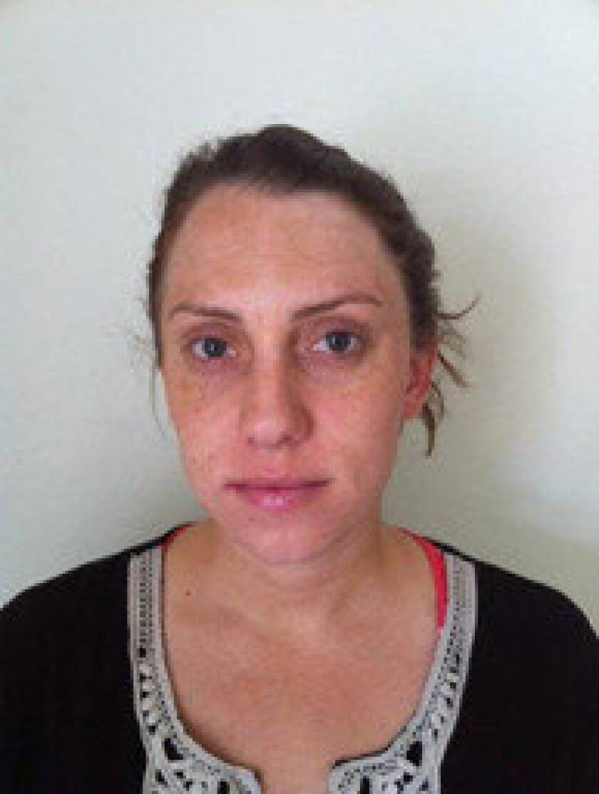 Laura Elizabeth Whitehurst, 28, was arrested last week on suspicion of having sex repeatedly with a 16-year-old student.