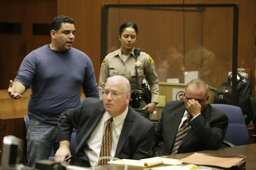Former Bell mayor sentenced