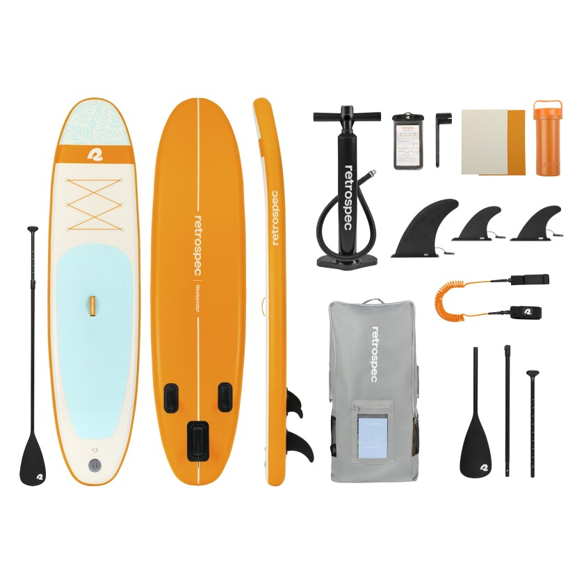 The Weekender Inflatable Paddleboard