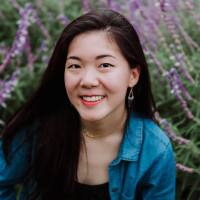 Summer 2020 intern Katherine Hu