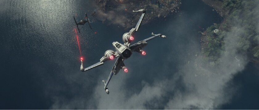 "X-Wing ""Star Wars: The Force Awakens"""