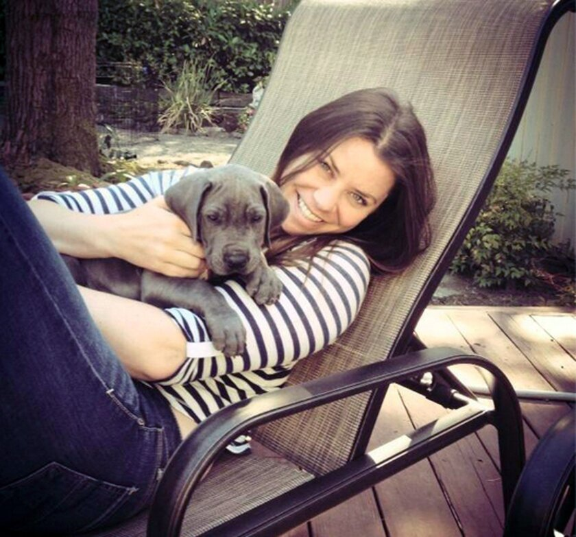 This undated photo provided by the Maynard family shows Brittany Maynard. The terminally ill California woman moved to Portland, Ore., to take advantage of Oregon's Death with Dignity Act, which was established in the 1990s. (AP Photo/Maynard Family)