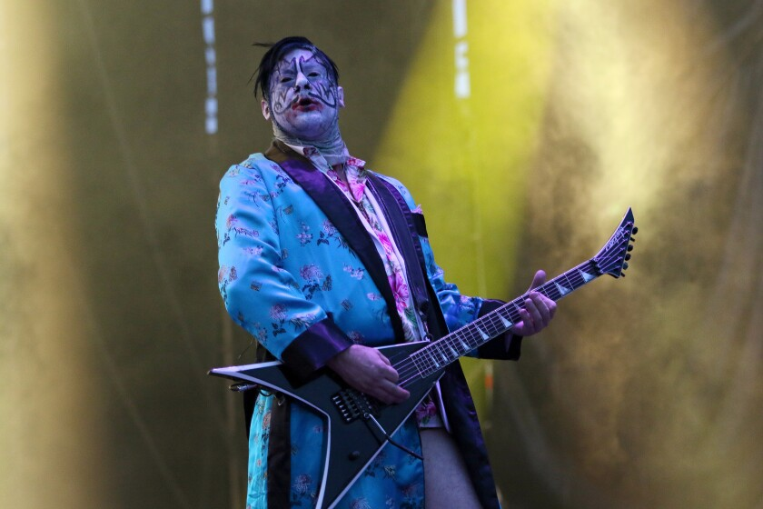 Wes Borland of Limp Bizkit renovated the nearly century-old mansion in Detroit as part of a show for DIY Network.